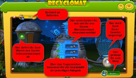 Recyclomat
